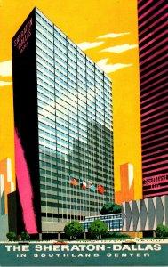 Texas Dallas The Sheraton Hotel Southland Center