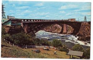 4 PCs Reversing Falls Saint John New Brunswick Canada
