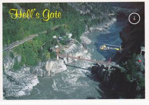 Hell's Gate,  Fraser Canyon,  B.C.,  Canada,  50-70s