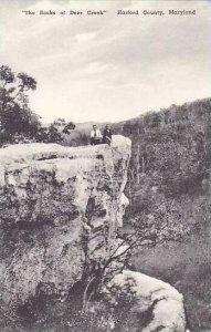Maryland Harford County Rocks Of Deer Creek Albertype