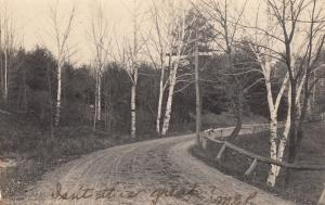 RP: Country Road in Vermont, PU-1906