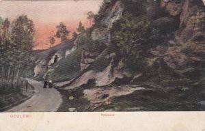 Geulem rotswand , PU-1908