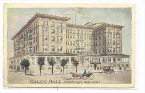 Galen Hall, Atlantic City, New Jersey, PU-1910