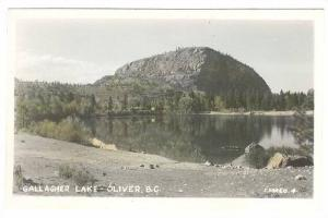 RP, Gallagher Lake, OIiver, British Columbia, Canada, 1930-1950s
