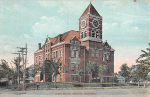 court house mccook nebraska Antique Postcard L2858