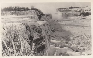 RP: NIAGARA FALLS , Ontario , Canada ; 1936 ; Winter