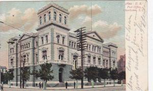 U. S. Post Office, Charleston, South Carolina, PU-1907