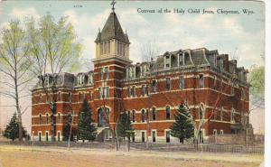 Convent Of The Holy Child Jesus Cheyenne Wyoming