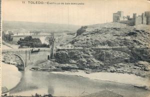 Spain Toledo Castillo de San Servando 02.13