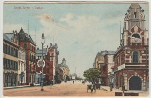 South Africa; Smith Street, Durban PPC Unposted, By Rittenberg, c 1905 - 1910