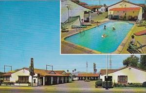 Deseret Motor Hotel And Apartments With Pool Tucson Arizona