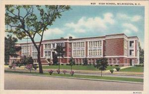 North Carolina Wilmington High School