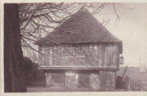 Maine Kittery Point Fort McClary Old Block House Real Photo RPPC