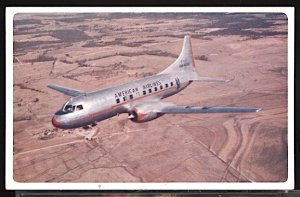 Aviation Airplane American Airlines Convair 240