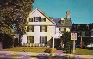 Massachusetts Amherst Lord Jeffery Inn