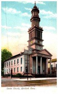 Connecticut Hartford  , Centrer Church