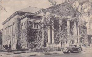 Massachusetts Northampton John M Greene Hall Smith College Albertype