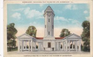 Illinois Mooseheart Campanile Erected In Honor Of The Founder Of Mooseheart