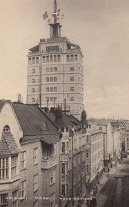 RP: Helsinki , Finland , 1933 ; Torni