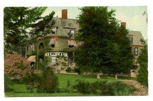 MA - Hopedale. Governor Eben S. Draper's Residence