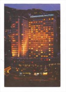 HongKong Hilton, Overlooking The Harbor, China, 1950-1970s