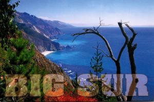 California Big Sur Coastline