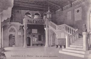 Atrio Del Palazzo Governativo, Repubblica Di S. Marino, 1900-1910s