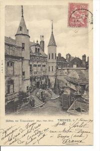 TROYES , Aube , France , 00-10s : Hotel de Vauluisant