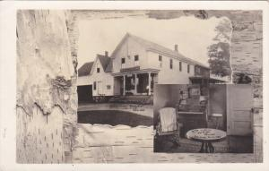 RP; 2-Views, PLYMOUTH, Vermont; Building Birth-place and Room of Presdient Co...