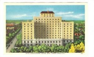 Hotel Saskatchewan , Regina, Saskatchewan, Canada, 30-50s