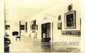 Banquet Hall UnKnown Real Photo Postcard Postcards  Banquet Hall