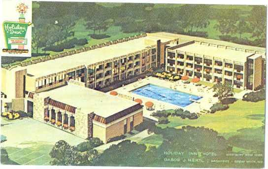 Holiday Inn, 369 Old Country Road, Westbury, Long Island, New York Chrome