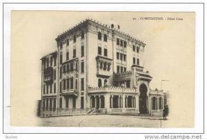 CONSTANTINE, Algeria, 00-10s, Hotel Cirta