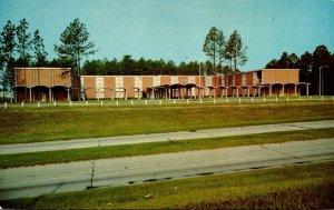Mississippi Hattiesburg Hillcrest Dormitory University Of Southern Mississippi