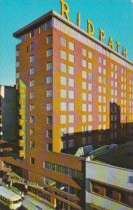 Ridpath Hotel Spokane Washington