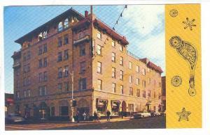 Plaza Motor Hotel, Kamloops, B. C., Canada, 1940-1960s