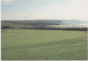 Post Card Cornwall Padstow Trevose Golf & Country Club The Fifth Green