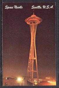 Space Needle,Seattle,WA