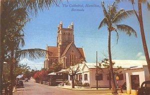 The Cathedral Hamilton Bermuda Unused