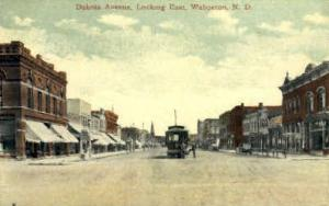 Dakota Ave. Wahpeton ND unused