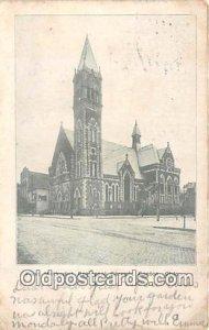 First Methodist Episcopal Church Canton, OH, USA 1910