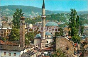 Postcard Modern Bey Mosque