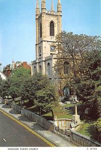 Windsor Parish Church -
