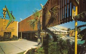 New Orleans Louisiana~Motel Monte Carlo~1965 Postcard