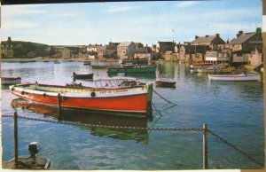 England From the Old Quay St Mary's Scilly - posted