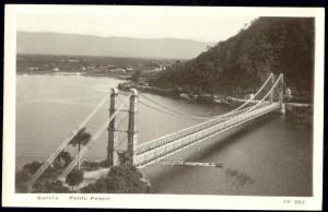brazil, SANTOS, Ponte Pencil, Bridge (1940s)