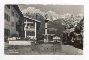 RP, Mit Wildem Kaiser, Ellmau, Tirol, Austria, 1920-1940s