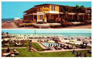 Florida   Daytona Beach , Copacabana Beach Motel
