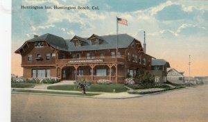 HUNTINGTON BEACH , Ca , 1900-10s ; Huntington Inn