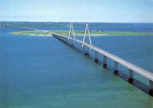 Denmark Farobroerne Bridge General view Pont Panorama